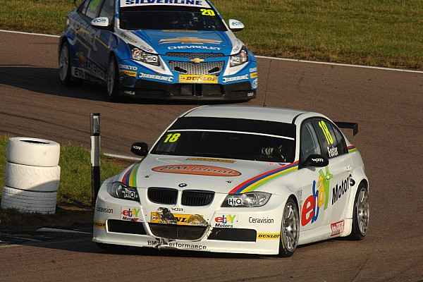 WSR pick Foster as Priaulx's Rockingham replacement