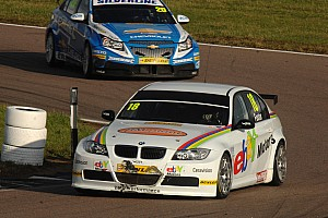BTCC Breaking news WSR pick Foster as Priaulx's Rockingham replacement