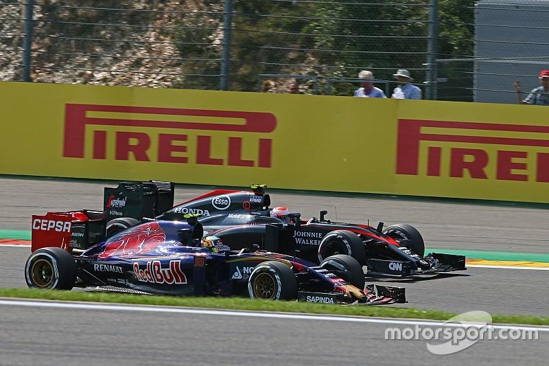 Sainz y Verstappen, por un buen debut en Monza