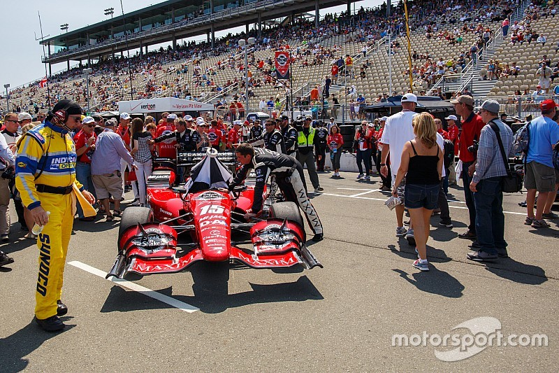 What F1 could learn from the IndyCar fan experience