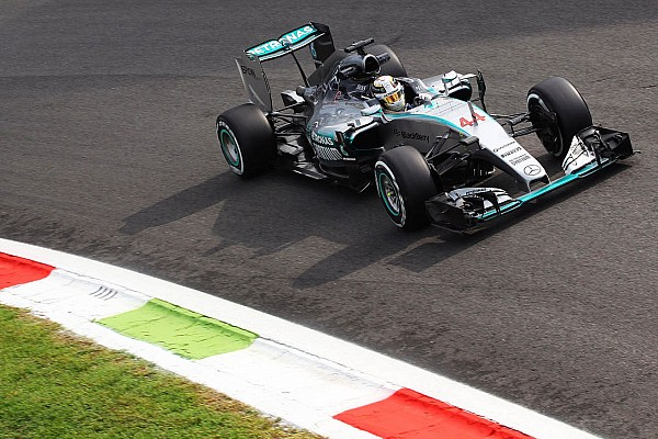 Italian GP: Hamilton beats Rosberg by 0.021s in second practice