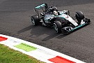 Italian GP: Hamilton beats Rosberg by 0.021s in second practice