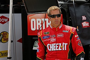 Biffle sets fast pace in first practice