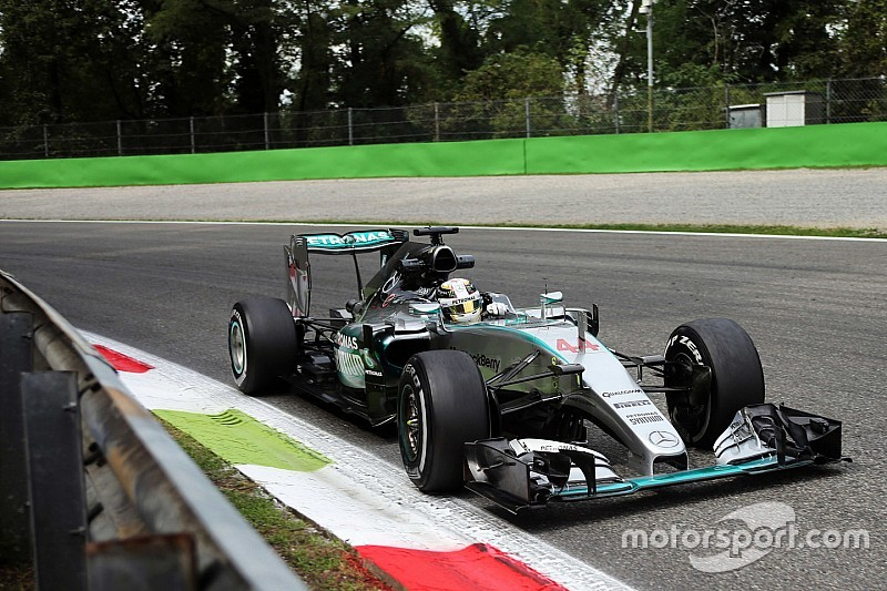 Italian GP: Hamilton still on top in final practice