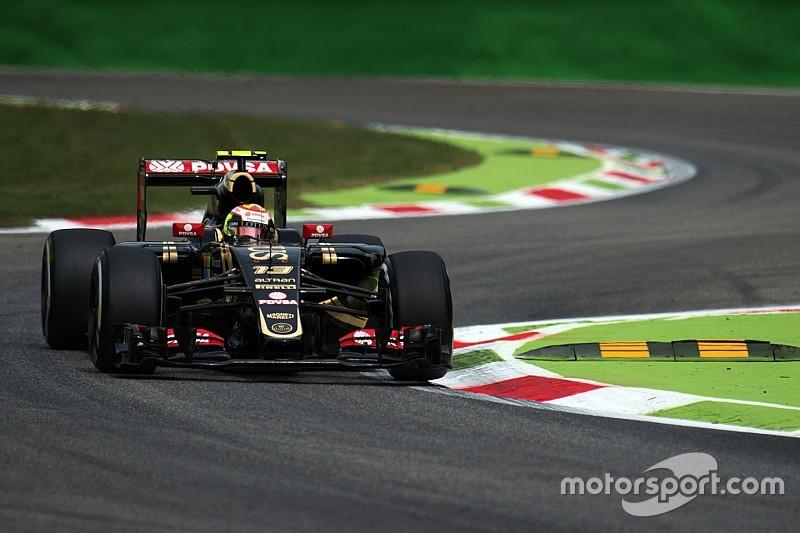 Maldonado no entró a la Q3, pero espera luchar por