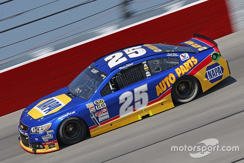 Chase Elliott set for final Cup start before taking over No. 24