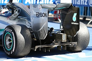 Formula 1 Breaking news Mercedes denies pushing tyre pressure to the limit