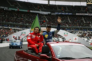 General Breaking news Massa and Piquet join Race of Champions 2015