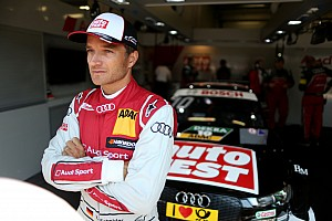 DTM Breaking news Scheider: