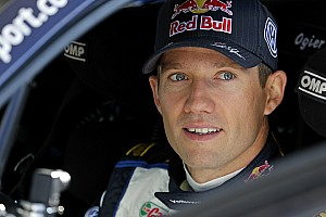 WRC Stage report Ogier survives close call to top shakedown
