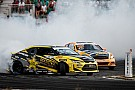 Formula Drift Fredric Aasbo at top of the podium in Canada