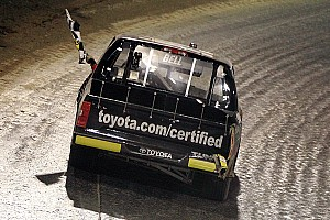 NASCAR Truck Breaking news Christopher Bell gets four more Truck races in 2015