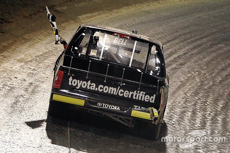 Christopher Bell gets four more Truck races in 2015