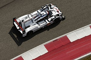 WEC Practice report Porsche sets fearsome pace in first practice at COTA