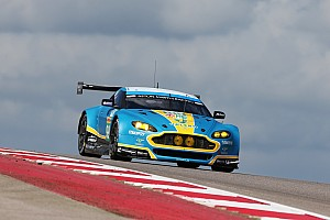 Pole position for Aston Martin at CoTA