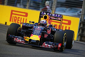 Formula 1 Qualifying report Great performance from both Red Bull drivers on qualifying for tomorrow's Singapore GP