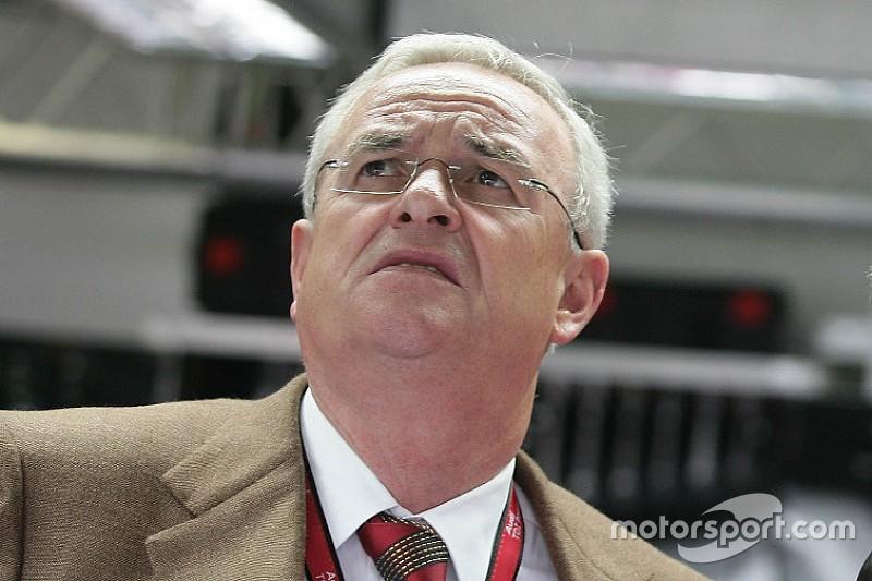 Martin Winterkorn resigns as Volkswagen Group CEO