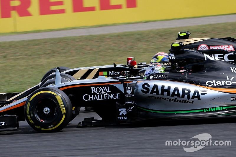 Pérez acepta que la opción de Renault