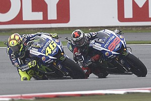 """Marquez: """"Lorenzo faster, but Rossi gets the job done"""""""