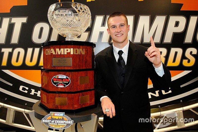 Preece and McLeod to make Sprint Cup debut this weekend