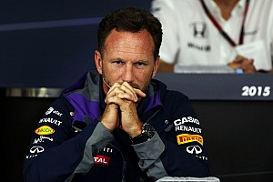 Formula 1 Breaking news Horner: I'm doing all I can to save Red Bull