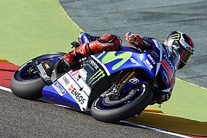 Lorenzo targeting victory, not just beating Rossi