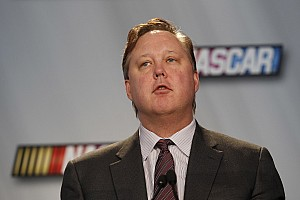 NASCAR to meet with team owners tomorrow