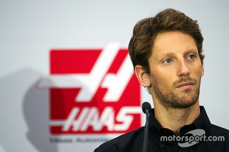 Grosjean interested in trying his hand at NASCAR