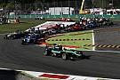 DAMS y Virtuosi competirán en la GP3 Series en 2016