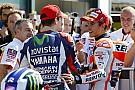 Lorenzo ve en Márquez un aliado contra Valentino