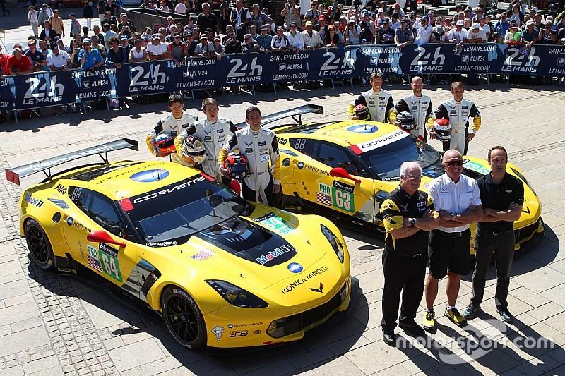 克尔维特车队宣布2016赛季车手阵容