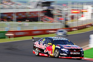 V8 Supercars Practice report Whincup breaks into the 'fours' as records tumble at Bathurst