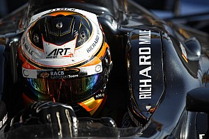 GP2 Practice report Sochi GP2: Vandoorne dominates practice, goes below pole record