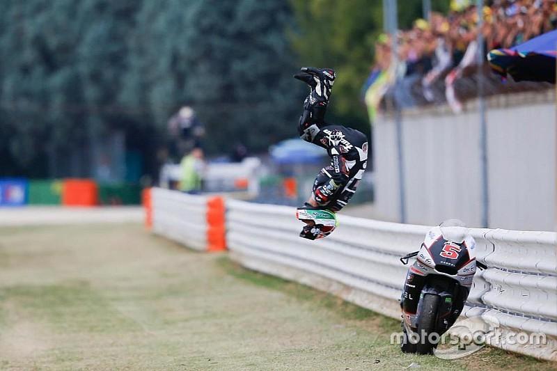 Com contusão de Rabat, Zarco se sagra campeão da Moto2