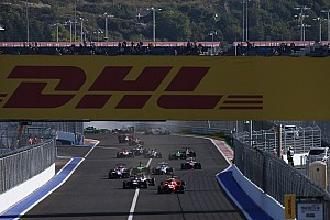 GP3 Breaking news Sochi GP3: Race 1 cancelled due to barrier damage