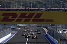 GP3 Sochi GP3: Race 1 cancelled due to barrier damage