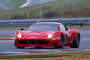 Endurance Race report Close battle between Mercedes-Benz and Ferrari in first hours 12H Epilog Brno