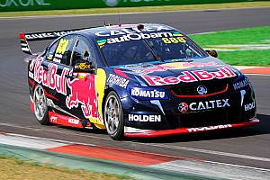 V8 Supercars Race report Lowndes/Richards win tense Bathurst 1000