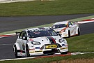 BTCC Brands Hatch BTCC: Jackson wins as Plato nudges past Shedden