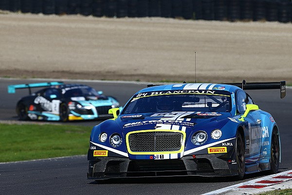 Blancpain Sprint Race report Zandvoort BSS: Buhk and Abril take Blancpain Sprint title with win