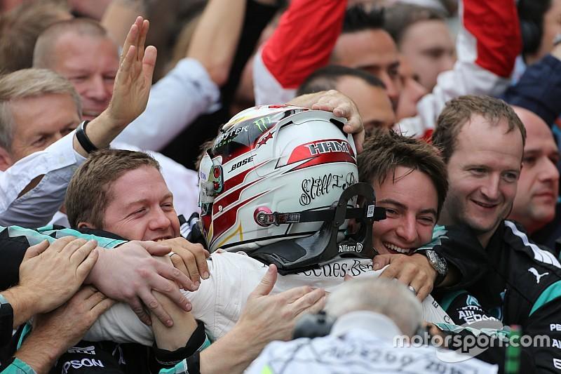 Strafe gegen Kimi Räikkönen: Mercedes ist vorzeitig Formel-1-Weltmeister