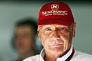 Lauda ataca Sauber por recorrer à União Europeia contra a F1
