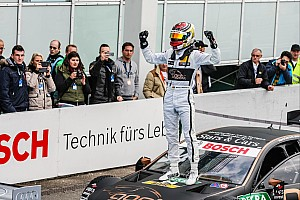 DTM Breaking news Wehrlein fined after DTM title celebration