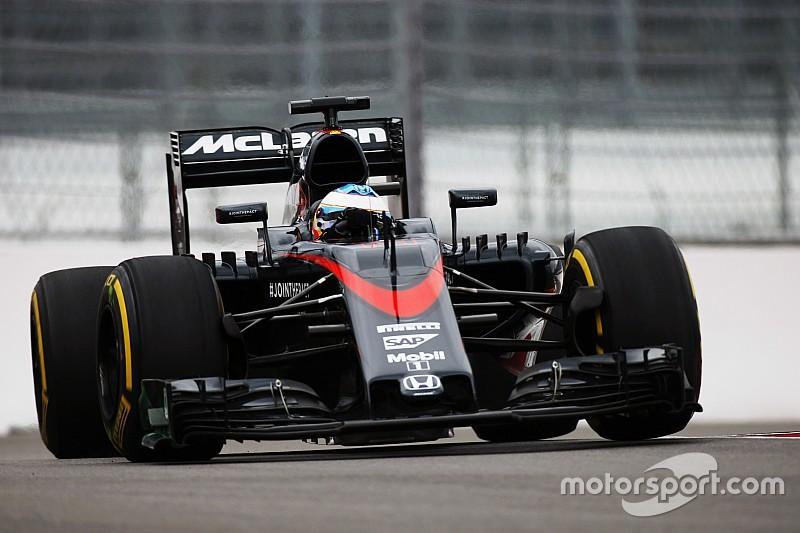 Nieuwe Honda-motor 'een goede stap' voor McLaren