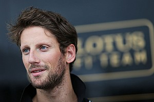 General Breaking news Grosjean signs up for Race of Champions