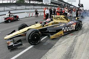 IndyCar Breaking news Arrow Electronics extends deal with Schmidt Peterson