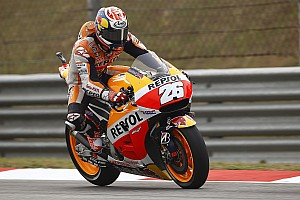 MotoGP Practice report Sepang MotoGP: Pedrosa sets the early pace ahead of Lorenzo