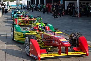 Formula E Practice report Beijing ePrix: Di Grassi fights back, tops FP2