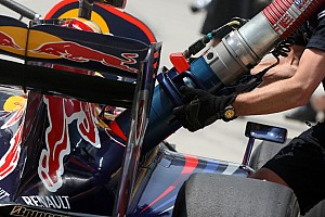 Formula 1 Breaking news F1 refuelling return could help 'alternative' engine plan