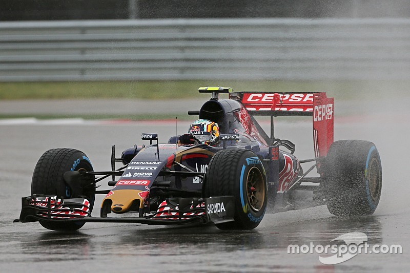 Sainz, con grandes expectativas para la carrera